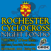 RCX Night Fondo is Friday 9/9!